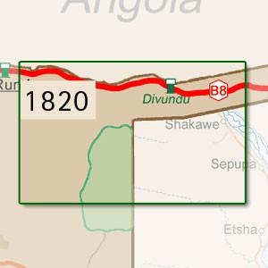 Mukwe [1:250.000]