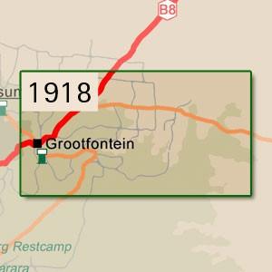 Grootfontein [1:250.000]