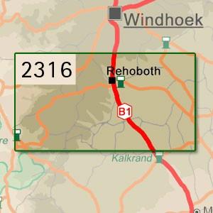 Rehoboth [1:250.000]