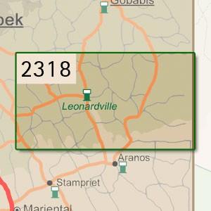 Leonardville [1:250.000]