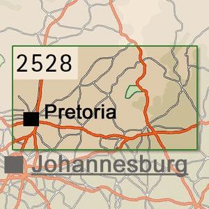 Pretoria [1:250.000]