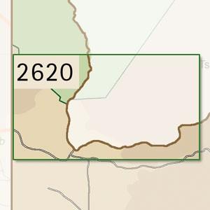 Twee Rivieren [1:250.000]