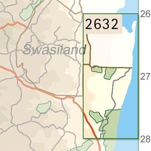 Mkuze [1:250.000]