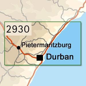 Durban [1:250.000]