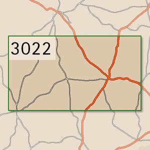 Britstown [1:250.000]