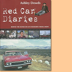 Red Car Diaries behind the scenes on SA's favourite travel show