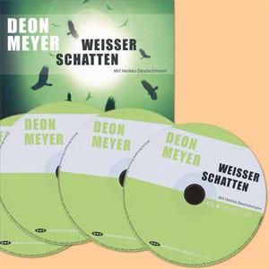 Weißer Schatten (CD-Hörbuch)