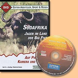 Südafrika. Jagen im Land der Big Five (DVD)
