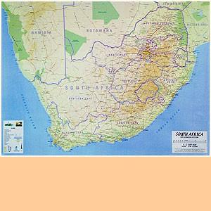 Südafrika; South Africa 1:2.000.000
