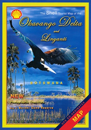 The Shell Tourist Map of Okavango Delta and Linyanti