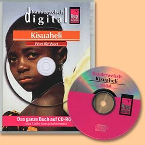 Kisuaheli Wort für Wort digtal
