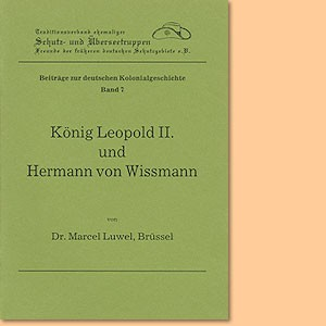 König Leopold II. und Hermann von Wissmann