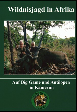 Wildnisjagd in Afrika: Auf Big Game und Antilopen in Kamerun (DVD)