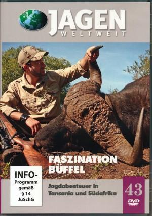 Faszination Büffel: Büffelsafaris in Tansania und Südafrika (Jagen Weltweit, DVD Nr. 43)