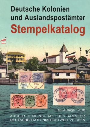Stempelkatalog der ehemaligen Deutschen Kolonien und Auslandspostämter