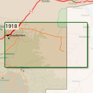 Grootfontein [1:500.000]