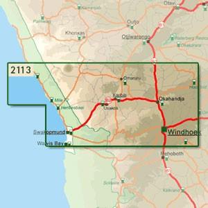 Windhoek [1:500.000]