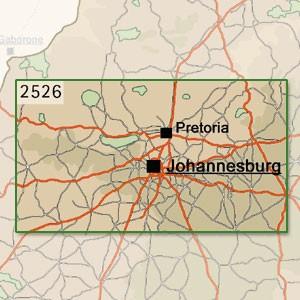 Johannesburg [1:500.000]