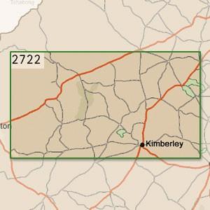 Kimberley [1:500.000]