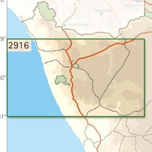 Springbok [1:500.000]