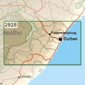 Durban [1:500.000]