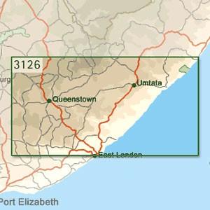 Queenstown [1:500.000]
