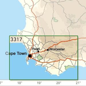 Cape Town [1:500.000]