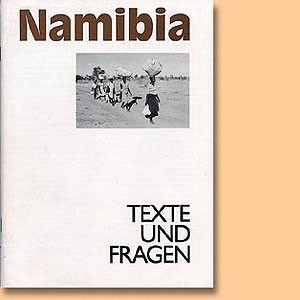 Namibia. Texte und Fragen