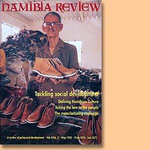 Namibia Review – Vol. 4/ No. 3