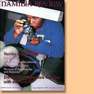 Namibia Review – Vol. 7/ No. 3