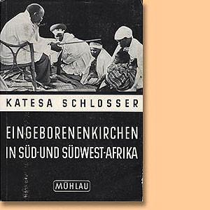 Eingeborenenkirchen in Süd- und Südwestafrika
