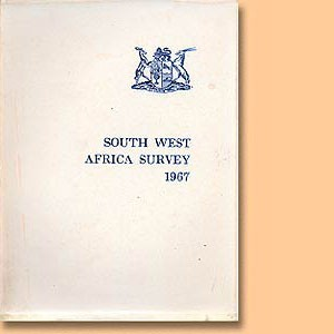 South West Africa Survey 1967
