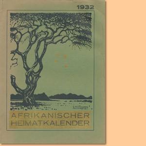 Afrikanischer Heimatkalender 1932
