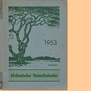 Afrikanischer Heimatkalender 1953