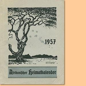 Afrikanischer Heimatkalender 1957