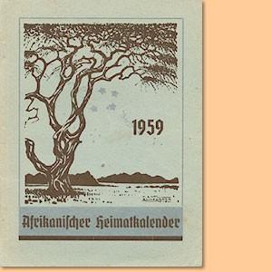 Afrikanischer Heimatkalender 1959