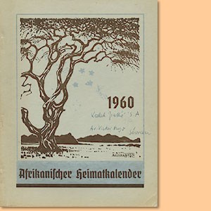 Afrikanischer Heimatkalender 1960