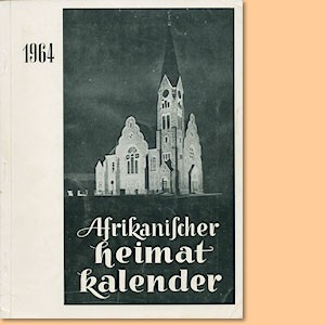 Afrikanischer Heimatkalender 1964