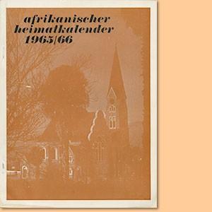 Afrikanischer Heimatkalender 1965/66