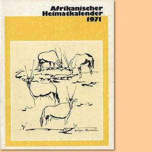 Afrikanischer Heimatkalender 1971