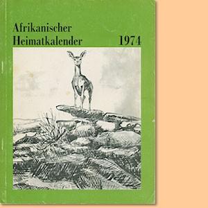 Afrikanischer Heimatkalender 1974
