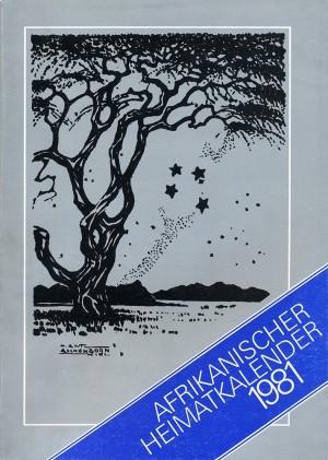 Afrikanischer Heimatkalender 1981