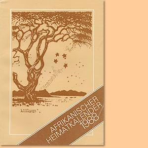 Afrikanischer Heimatkalender 1988