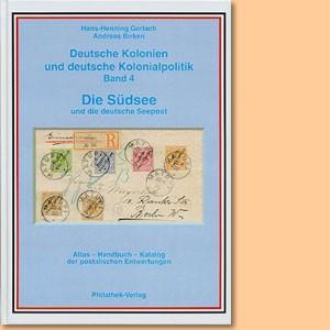 Südsee und die deutsche Seepost