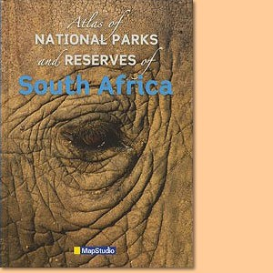Atlas of National Parks and Reserves of South Africa 1:1.500.000