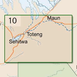 Toteng [1:250.000]