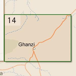 Ghanzi [1:250.000]