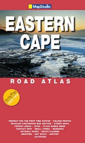 Eastern Cape Road Atlas (MapStudio)