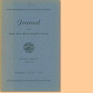 JOURNAL Vol. 11 (1955-56)