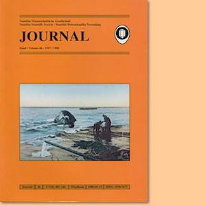 JOURNAL Vol. 46 (1997/1998)